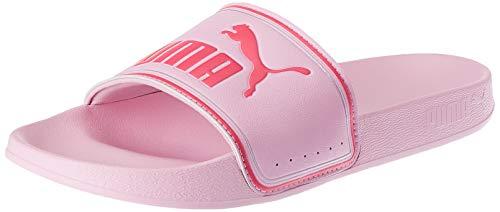 PUMA Leadcat FTR Jr, Scarpe da Spiaggia e Piscina Unisex-Adulto, Rosa (Pale Pink-Glowing Pink), 38 EU