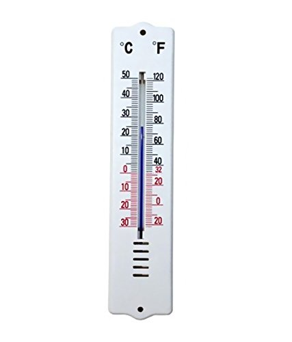 SSU Labpro Wall Type Thermometer, 10 X 10 X 10 Cm