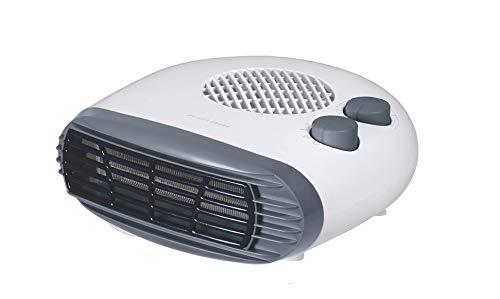 Varshine Happy Home Laurels Fan Heater Heat Blow || Silent Fan Room Heater (White) || with 1 Season Warranty || Model M-11 K-44