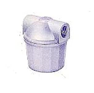 MEI Filtro gasoleo h-h 3/8 cuerpo i vaso aluminio