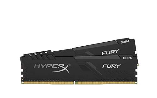 Kingston DDR4 16GB Kit 2x8GB PC 2666 HyperX Fury Black HX426C16FB3K2/16
