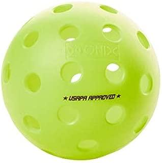 Onix Fuse G2 Pickleball Ball | Outdoor | Neon