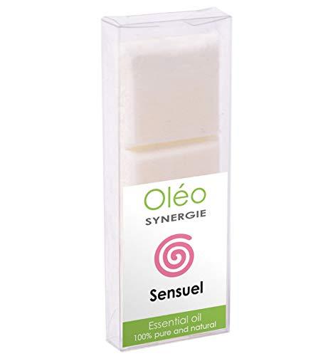 Pastilles de Cire parfumée aux huiles essentielles, synergie Sensuelle par Drake