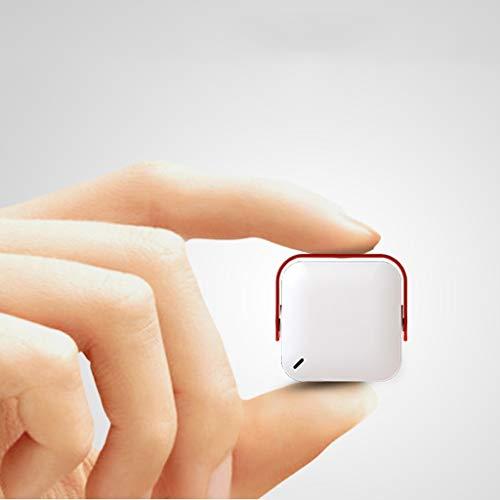 Proiettore 2018 Nuovo Portatile Mini Micro casa proiettore HD WiFi Wireless proiezione del Telefono Mobile Android Apple 4K Home Cinema Intelligente Senza Schermo TV - Rosso