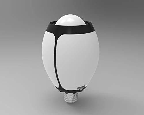 Neodelis LED Lampe E27 Hygienelampe mit Anwesenheitsmelder