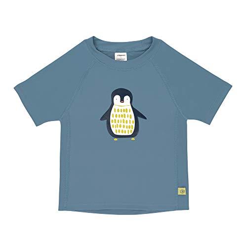 LÄSSIG Unisex Baby Schwimmshirt Rash-Guard-Shirt, Multicolor, M