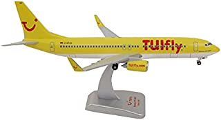 Boeing 737-800 TUIfly Yellow Scale 1:200
