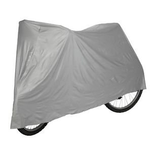 V&M Sporting Goods Outdoor Waterproof Bike Cover. Perfect cover for mountain bike, motorcycle or scooter