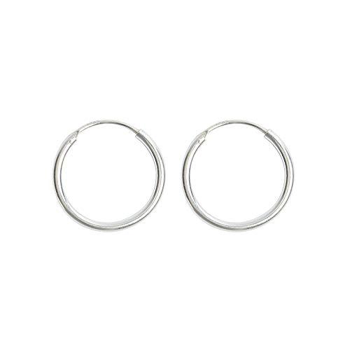 Cartilage Earring Hoop Set Sterling Silver Earrings Ear Piercing Body Piercing Jewelry for Women Men Girls 10mm