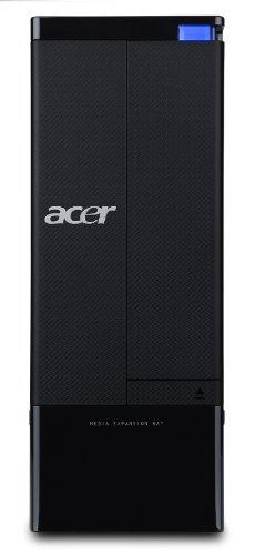 Acer Aspire X3960PC Desktop (Intel Core i3–2100, 3,1gHz, Nvidia GF GT 405, 500GB HDD, 4GB RAM, DVD, Win 7HP)