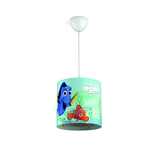 Philips 717519026 Abat-jour Motif Dory Bleu