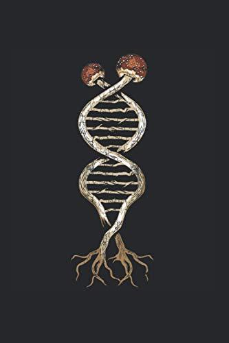 Mushroom DNA Shirt Psychedelic Trippy LSD Pilze Kalender 2021: Pilzsammler Kalender 2021 Geschenk Lustig / Pilzsammler Taschenkalender 2021 / ... November 20 bis Dezember 21 1 Woche pro Seite