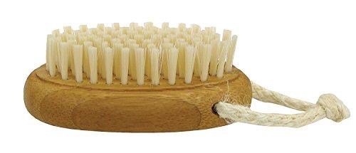 EcoTools Nail Brush - synthetic Bristled Bamboo Brush