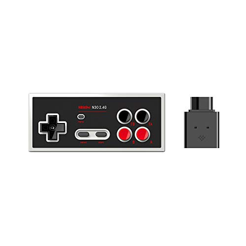 8Bitdo N30 2.4G Wireless Gamepad For Original Nes [