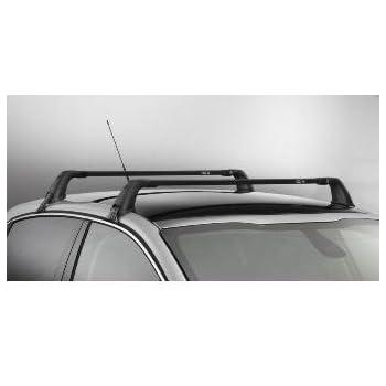 Set 2 barre portatutto portapacchi per Peugeot 208 5 porte