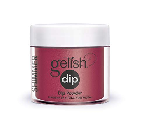 Gelish Wonder Woman Dip Powder