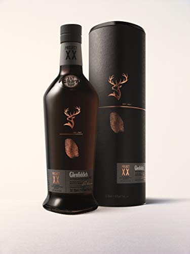Glenfiddich Project XX 20 Minds 0,7l inkl. Geschenkpackung - Single Malt Scotch Whisky