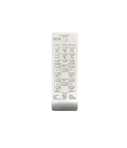LipiWorld® URC-98 Home Theater System Remote Control Compatible for MITSUN