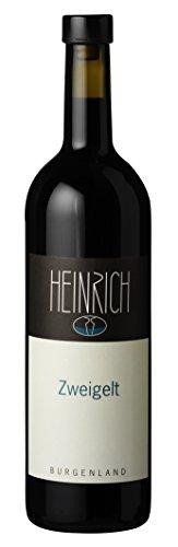 Zweigelt tr. 2017 Weingut Heinrich, trockener Rotwein aus dem Burgenland