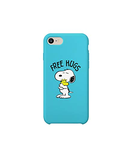 Free Hugs Snoopy Joe Phone Case Cover Compatible With iPhone 6/6s Present Christmas For Him Her Case Cover Custodia Protettiva Cellphone Mobile