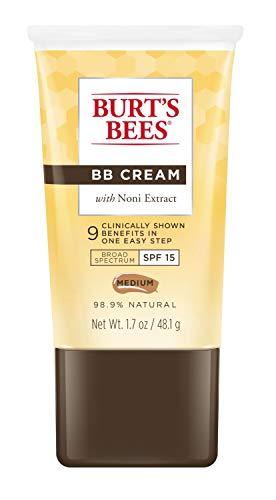 Burt's Bees BB Cream with SPF 15, Medium, 1.7 Oz (Package May Vary)