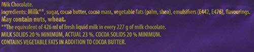 cadbury Dairy Milk Chocolate Bar, 360 g, Pack of 14