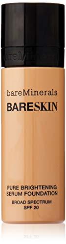 bareMinerals bareSkin Pure Brightening Serum Foundation SPF 20, Bare Natural 07, 1 Fl Oz