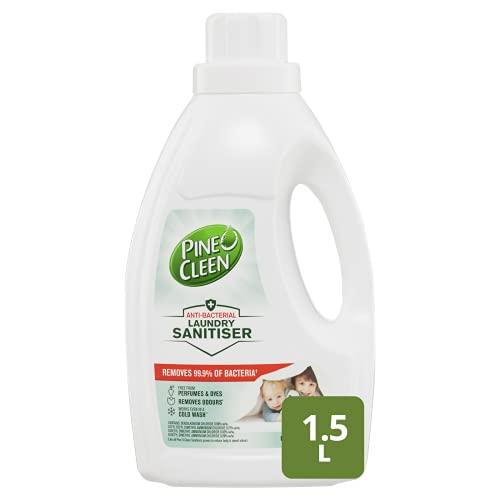 Pine O Cleen Laundry Sanitiser, Fragrance Free, 1.5L
