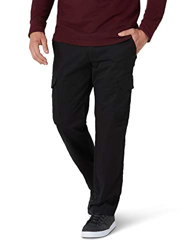 Lee Men's Performance Series Extreme Comfort Twill Straight Fit Cargo Pant