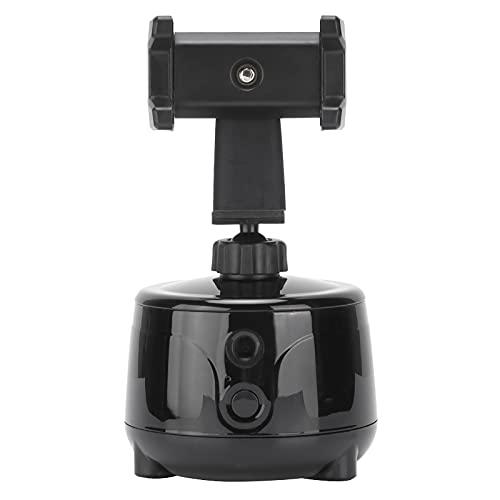 KUIDAMOS Cuna de cámara de Seguimiento de Objetos Inteligente, Pod de teléfono Inteligente de Seguimiento automático fácil de Usar para Video Chat para Montaje en teléfono