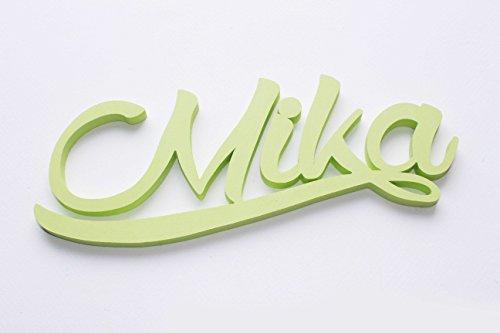 Kontaktieren Sie den Verkäufer über die Amazon-Nachricht, um den Namen und die Farbe anzugeben,Mia Studio