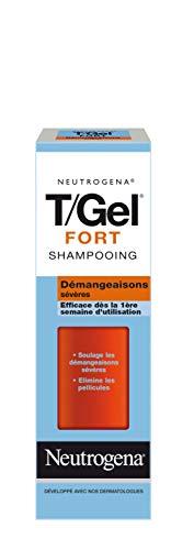 Neutrogena T/Gel Fort Shampoing Démangeaisons...