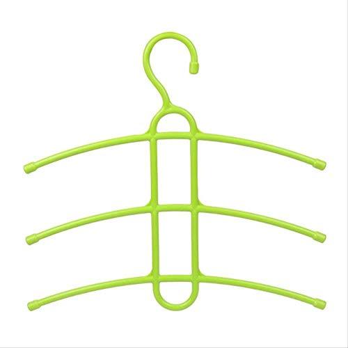 WYJW Multifunctionele creatieve visgraat anti-slip meerdere lagen Hanger handdoek opslag rack rack kast voor Economizer D 'Coffee Room