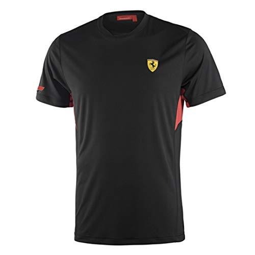 Ferrari Hombres Performance T Negro L