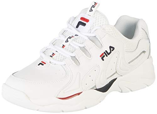 FILA Damen 1010883−1FG Sneaker, Blanco, 36 EU