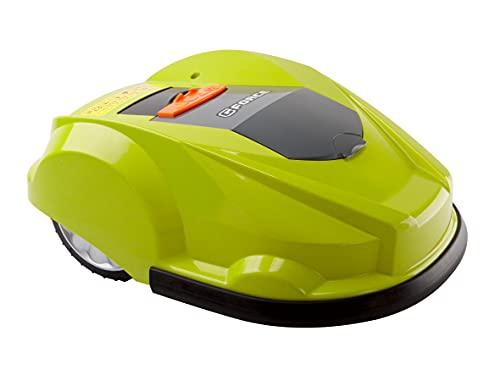 G-FORCE SR2000PRO Mähroboter für Garten bis 2000 m2 mit Touchscreen und Verwaltung von bis zu 4 Schnittzonen.