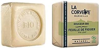Organic Fig Leaf Soap- La Corvette- Savon de Marseille
