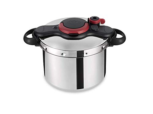 Tefal Clipso MEasy PressureCooker 9 Liter Stainless Steel, P4624966