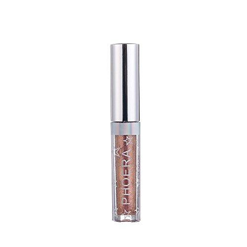 Liquide ombre à paupières débutant cosmétiques paresseux essentiel éclaircissant liquide mentir ver à soie paillettes diamant paillettes crayon à sourcils