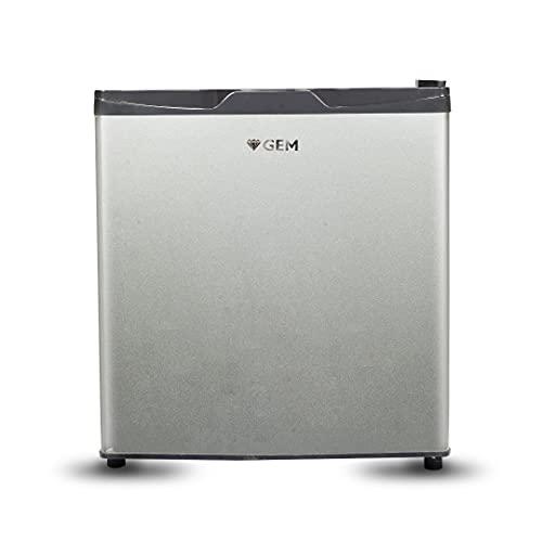 Gem 50L Direct Cool Single Door Refrigerator (GRDN-70DGWC, Dark Grey)