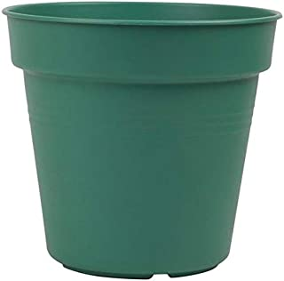 وعاء زرع بلاستيك من مينترا، 27سم، اخضر