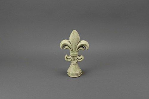 Dekoobjekt LILIE aus Keramik - 24 cm
