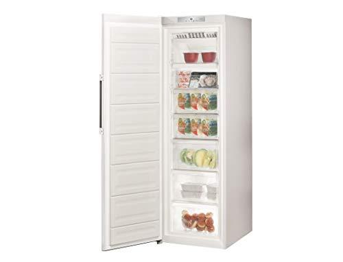 Congelador vertical Indesit ui8f1cw1 A+ 260 L