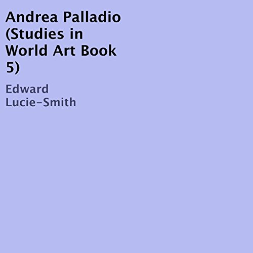 Andrea Palladio audiobook cover art