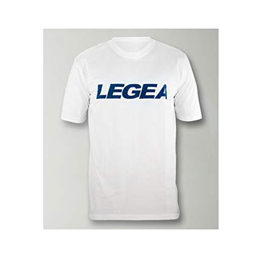 Bleu-Blanc, M Legea Pant Texas Pantalon pour Running Gymnastique ATHL/Ã/ˆTISME
