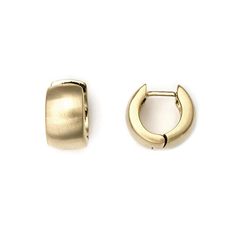 Heideman orecchini per donne in acciaio inox color oro orecchini pendenti con gioielli