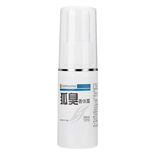 Le spray antisudorifique sec, le vaporisateur d'élimination des odeurs contient une essence légère, sans danger pour la peau et peut vous offrir une journée confortable sans odeurs