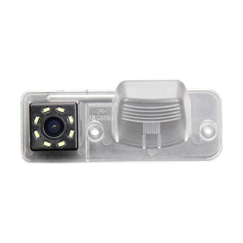 HD 720p Rückfahrkamera Nachtsicht Wasserdicht Rückfahrkamera Rückfahrkamera für Universal Monitore (RCA) für VW T4 Multivan Transporter Caravelle Business