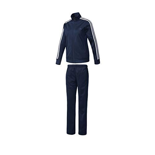 Conjunto De Agasalho Adidas W Kn Ts 1 Feminino