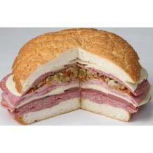 Gambinos Max 73% OFF Muffuletta Bread 5 inch case. Super sale period limited 48 per --